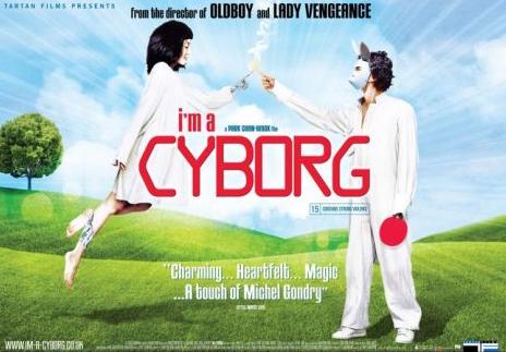 Robots y cine olvidado Cyborg