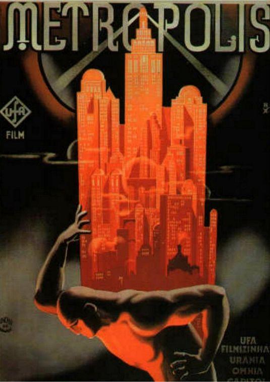 Mejor pelicula de ciencia ficción - Página 2 Metropolis