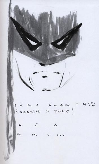 Dibujo para NTD