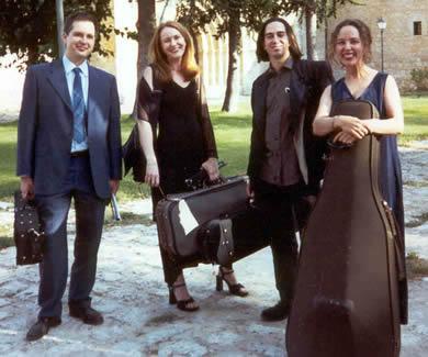 cuarteto_hamilton_en_palencia_musicaprendo