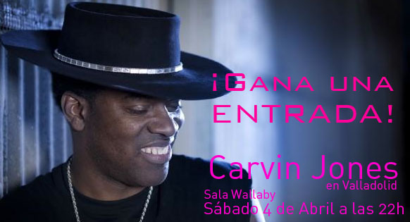 ¡Gana una entrada para el concierto de Valladolid!
