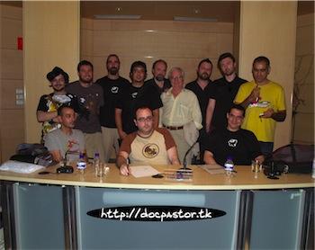 Autores y miembros de la asociación