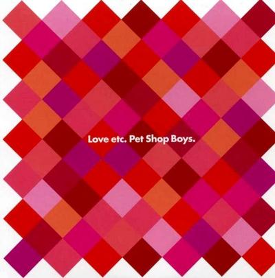 pet shop boys love etc promo cd Pet Shop Boys Love etc. : c.e.c. #42