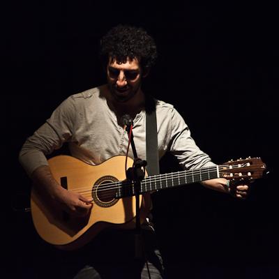 Marwan en la Sala Borja