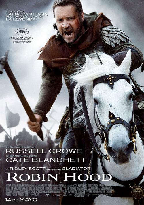 Robin Hood de Ridley Scott