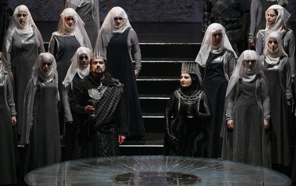Tutto Opera Macbeth Verdi