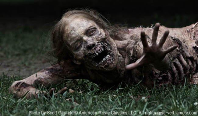 zombiedead The Walking Dead: primeras imágenes