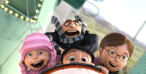 La familia atípica de 'Gru, mi villano favorito'
