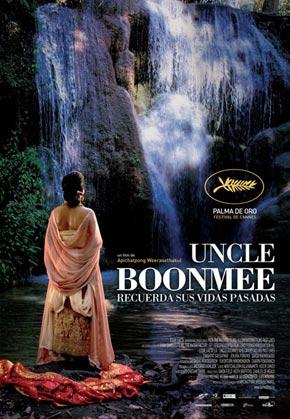 Cartel de 'Uncle Boonmee recuerda sus vidas pasadas'