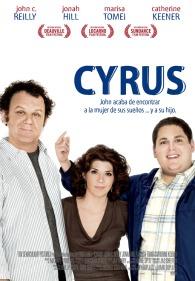 Cartel de 'Cyrus'