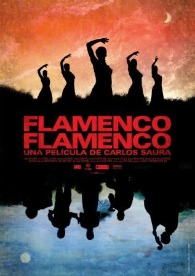 Cartel de 'Flamenco, flamenco'
