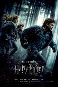 Cartel de 'Harry Potter y las Reliquias de la Muerte. Parte I'