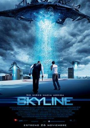 Cartel de 'Skyline'