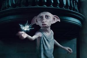 Dobby en 'Las Reliquias de la Muerte - Parte 1'