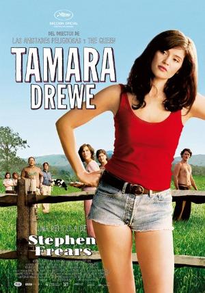 Cartel de 'Tamara Drewe'