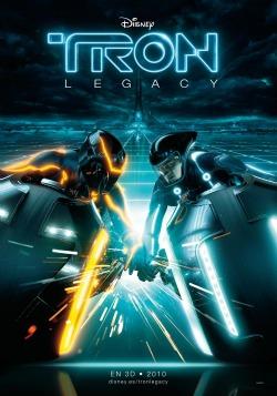 Cartel de Tron Legacy