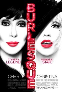 Cartel de Burlesque