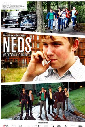 Cartel de 'Neds'