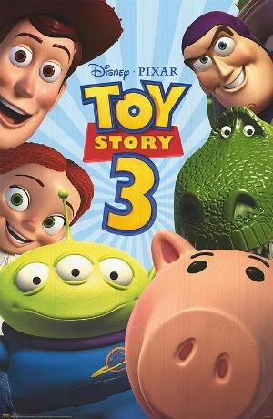 Cartel de 'Toy Story 3'