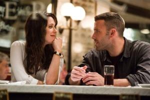 Rebecca Hall y Ben Affleck en 'the Town'