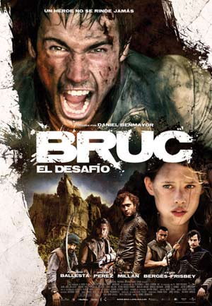 Cartel de 'Bruc, el desafío'
