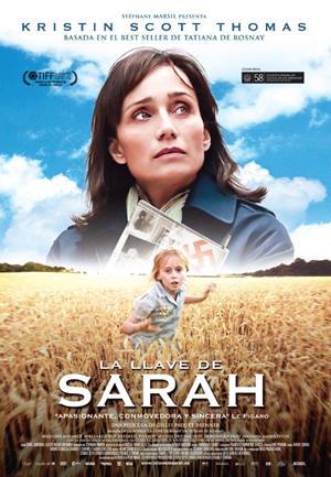 Cartel de 'La llave de Sarah'