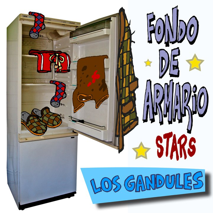 Fondo de armario, de Los Gandules