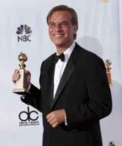 Aaron Sorkin, Globo de Oro por 'La red social'