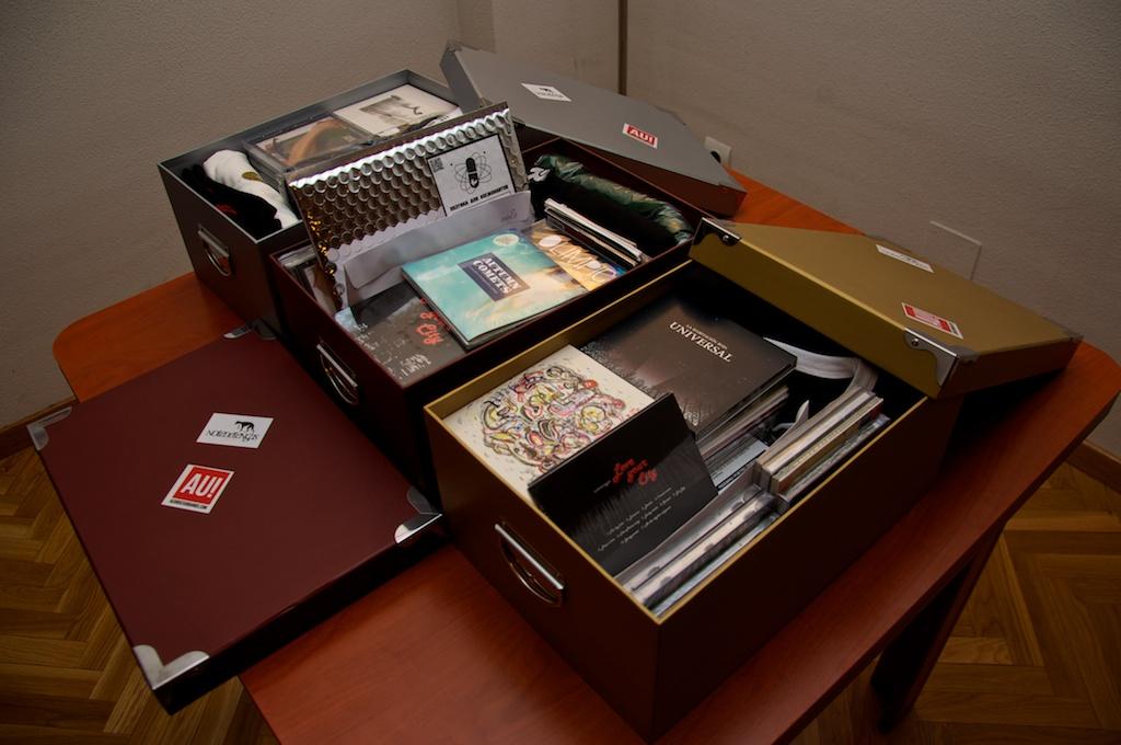 cestas2011 3 Super sorteo IV aniversario NOTEDETENGAS.es: LAS 3 CAJAS