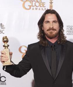 Christian Bale, Globo de Oro por 'The fighter'