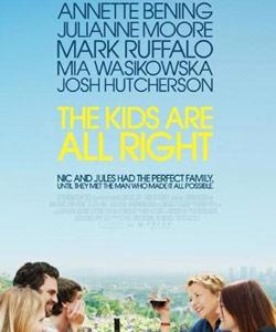 Cartel de The Kids are All Right