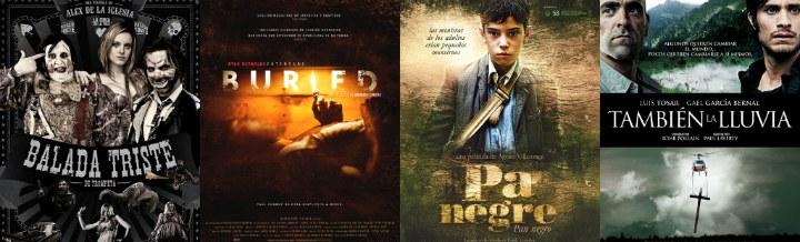 Candidatas a la Mejor Película a los Goya 2011