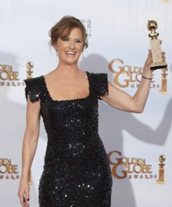 Melissa Leo, Globo de Oro por 'The fighter'