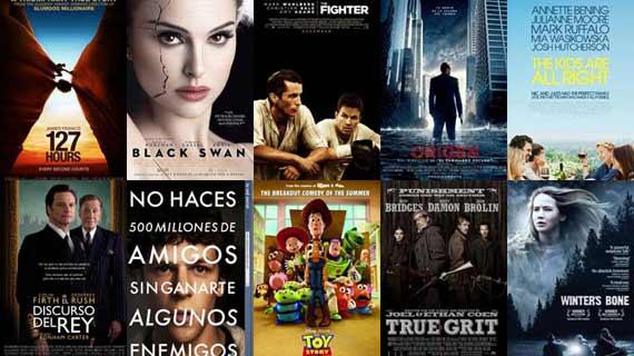 Nominaciones Oscar 2011