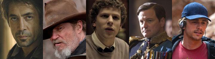 Nominados Mejor Actor 2011