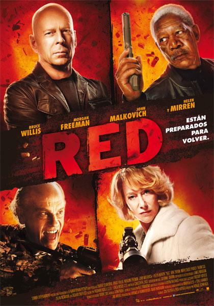 Cartel de 'Red'