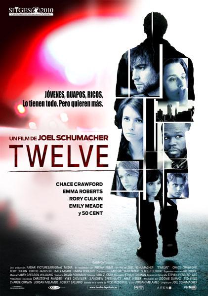 Cartel de 'Twelve'