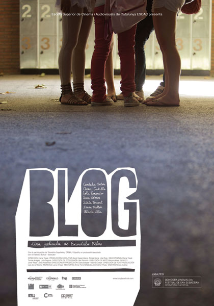Cartel de 'Blog'