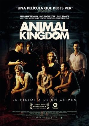 Cartel de 'Animal Kingdom'