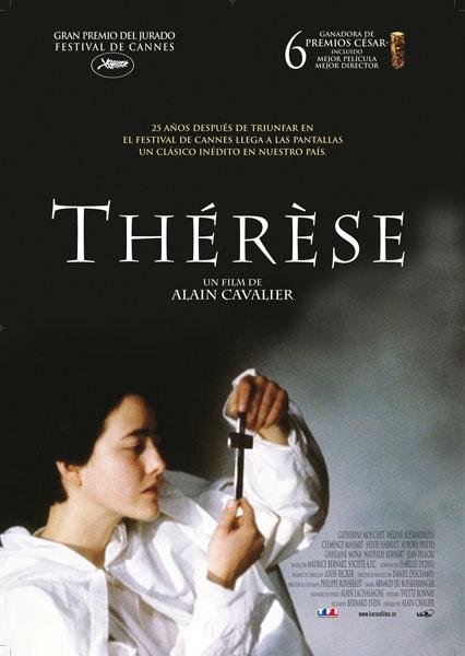 Cartel de 'Thérèse'