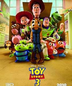 'Toy Story 3', Globo de Oro