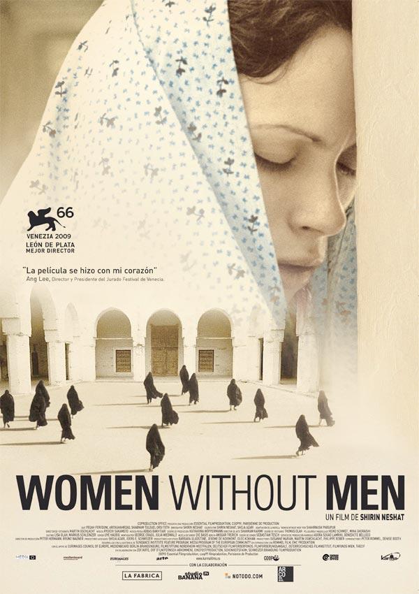 Cartel de Women without men