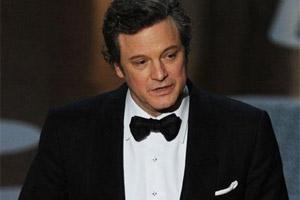Colin Firth, Oscar al Mejor Actor