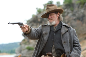 Jeff Bridges en Valor de ley