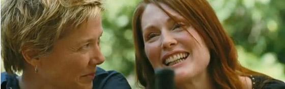 Annette Bening y Julianne Moore - Los chicos están bien