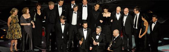 Oscar para 'El discurso del Rey'