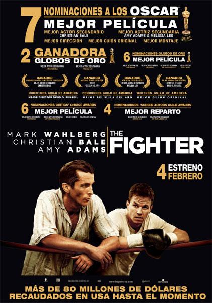 Cartel de 'The fighter'
