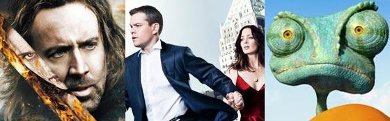 Estrenos de cine - 04-03-2011