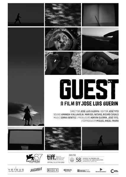 Cartel de 'Guest'
