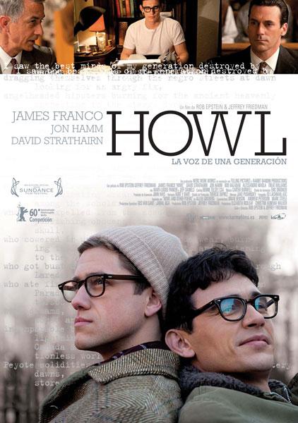 Cartel de 'Howl' (Aullido)